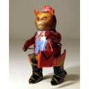 Puss in boots. Tin toy