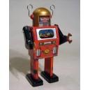 Robot Spaceman. Autómata mecanizado.